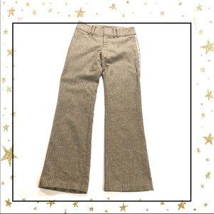 Laundry by Shelli Segal Sz 4 Tan Dress pants (G4)